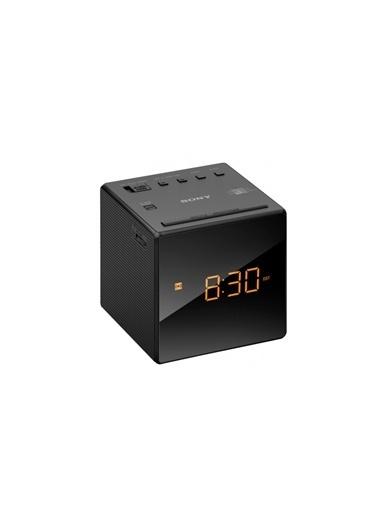 Radyolu Çalar Saat Siyah-Sony